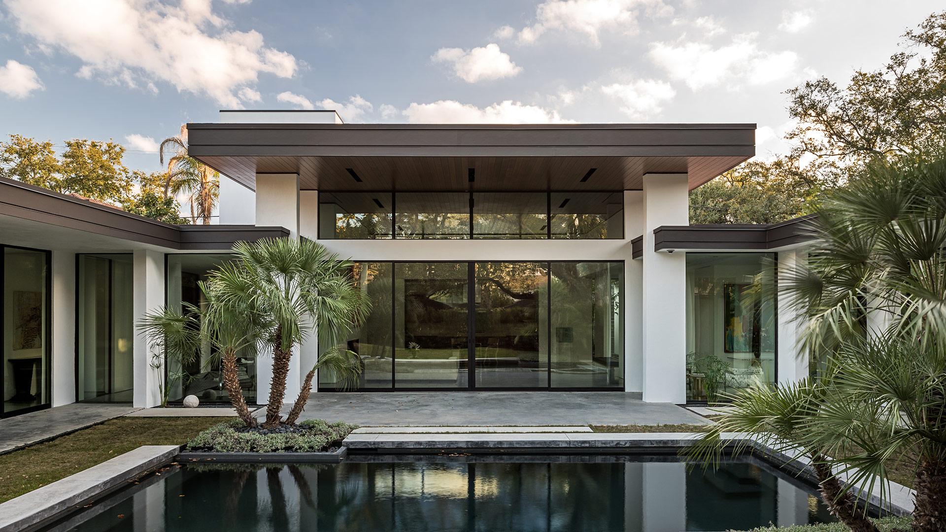 dahlstrand architecture | houston architect | residential design